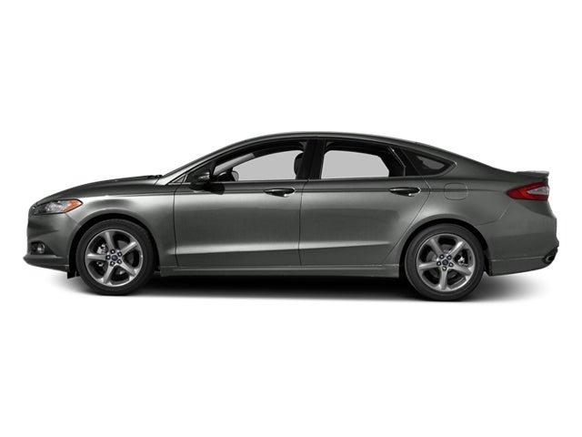2014 Ford Fusion Se Murfreesboro Tn 3fa6p0h91er210709