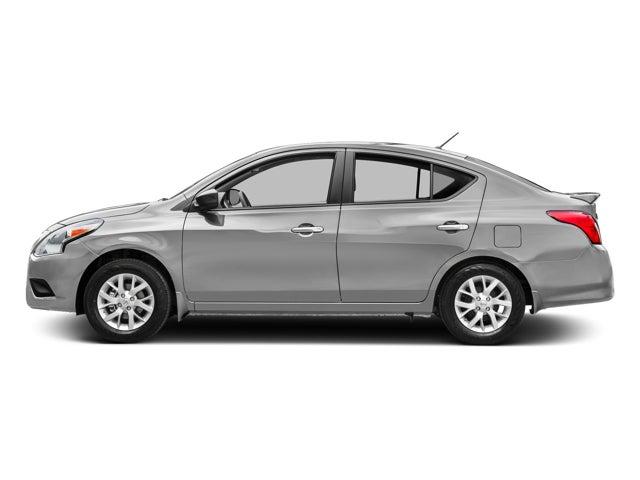 2017 Nissan Versa Sedan Sv In Murfreesboro Tn Ford Of