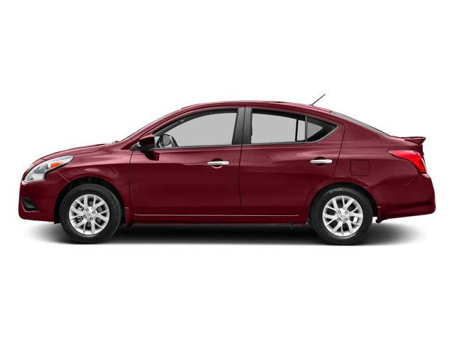 2017 Nissan Versa Sedan S Plus In Murfreesboro Tn Ford Of