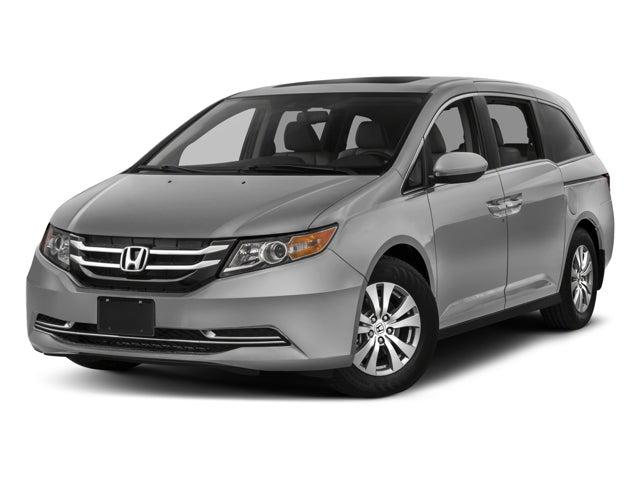 2017 Honda Odyssey Ex L 4d Penger Van In Murfreesboro Tn Ford Of