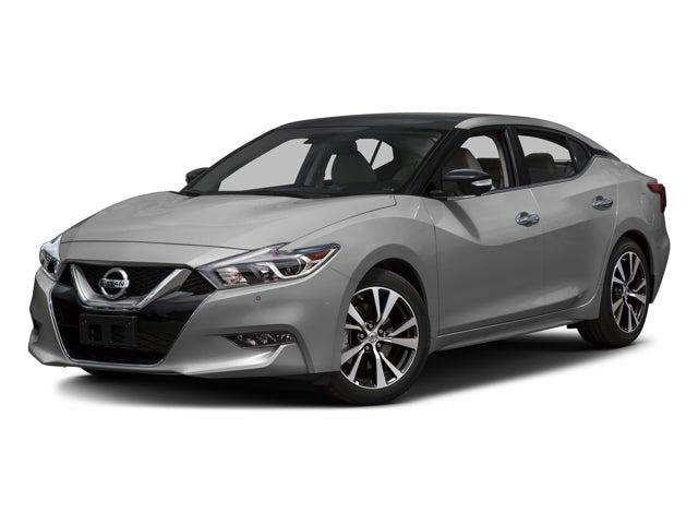 2017 Nissan Maxima Platinum In Murfreesboro Tn Ford Of