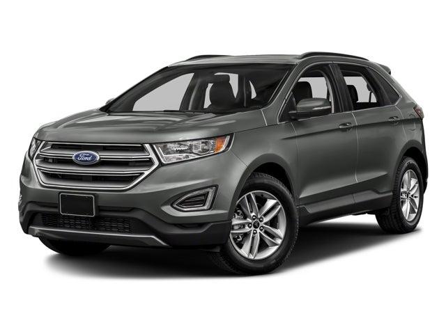 Ford Edge Sel In Murfreesboro Tn Ford Of Murfreesboro