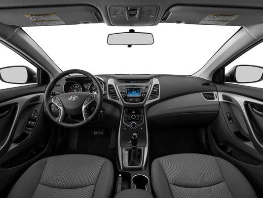 2016 Hyundai Elantra Se 4d Sedan In Murfreesboro Tn Ford Of
