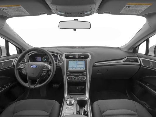 2017 Ford Fusion Se In Murfreesboro Tn Of