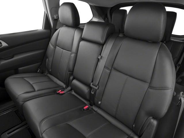 2017 Nissan Pathfinder Platinum Murfreesboro Tn 5n1dr2mn1hc631659