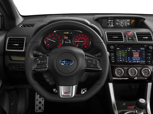 2017 Subaru Wrx Sti Limited Manual W Lip Spoiler In Murfreesboro Tn Ford