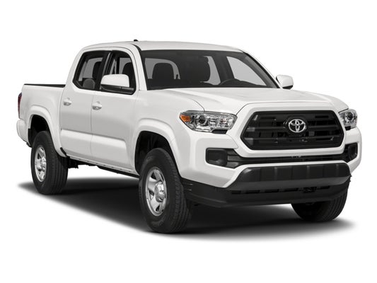 2017 Toyota Tacoma Trd Sport 4dr Double Cab 4wd In Murfreesboro Tn Ford Of