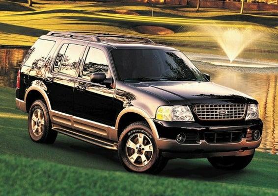 2004 Ford Explorer Xlt In Murfreesboro Tn Of