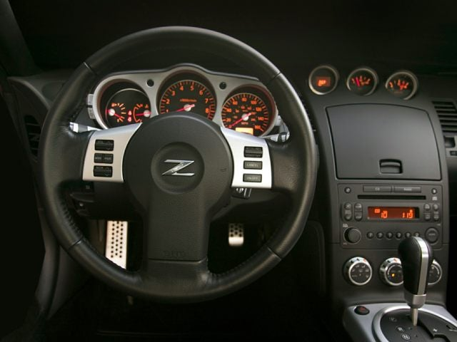 2008 Nissan 350z Murfreesboro Tn Jn1bz34e78m752968
