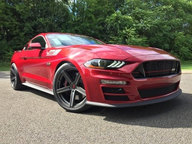Saleen Mustangs Available | Ford of Murfreesboro | Murfreesboro, TN
