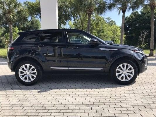 Range Rover Evoke >> 2016 Land Rover Range Rover Evoque Se